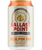 Ballast Point Sculpin IPA can