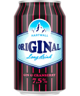 Original Long Drink Strong Cranberry can