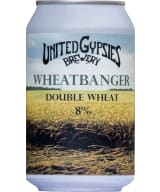 United Gypsies Wheatbanger Double Wheat can