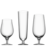 Orrefors Beer Collection 3 pcs