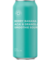 Collective Arts Berry Banana Acai & Granola Smoothie Sour burk