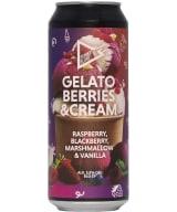 Funky Fluid Gelato Berries & Cream burk