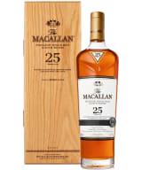 The Macallan 25 Year Old Single Malt