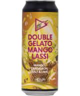 Funky Fluid Double Gelato Mango Lassi can