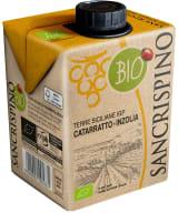 Sancrispino Catarratto Inzolia Organic carton package