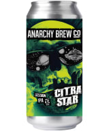Anarchy Citra Star Session IPA can