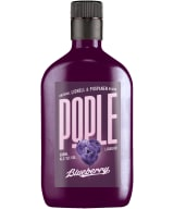 Pople Blueberry plastic bottle