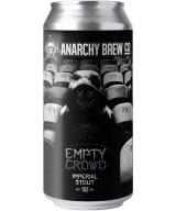 Anarchy Empty Crowd Imperial Stout burk