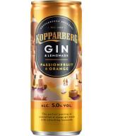 Kopparberg Gin & Lemonade Passionfruit & Orange burk