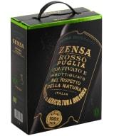 Zensa Rosso Organico 2020 bag-in-box