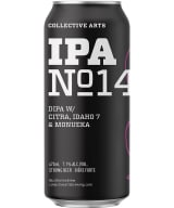 Collective Arts IPA No 14 burk