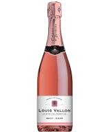 Louis Vallon Crémant de Bordeaux Rose Brut