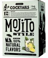 Classic Cocktails Mojito lådvin