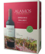 Alamos Malbec Organic lådvin