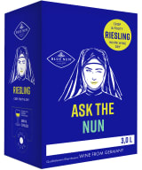 Ask the Nun Riesling by Blue Nun  2019 bag-in-box