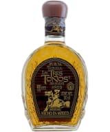 Los Tres Toños Añejo Tequila