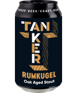 Tanker Rumkugel Oak Aged Stout burk