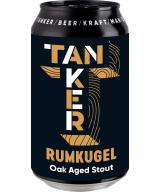Tanker Rumkugel Oak Aged Stout can