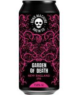 Bone Machine Garden of Death NEIPA can