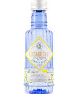 Citadelle Jardin d'Eté Summer Garden Gin plastic bottle