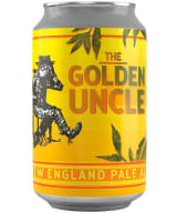 Tired Uncle The Golden Uncle New England IPA can