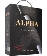 Alpha California lådvin