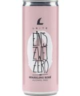 Leitz Eins-Zwei-Zero Sparkling Rose Alcohol Free can