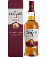 The Glenlivet French Oak 15 Year Old Single Malt