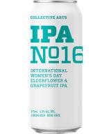 Collective Arts IPA No 16 can