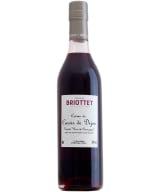 Edmond Briottet Crème de Cassis de Dijon