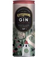 Kopparberg Premium Gin Strawberry & Lime burk