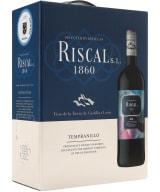 Riscal 1860 Tempranillo 2019 bag-in-box