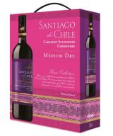 Santiago de Chile Cabernet Sauvignon Carmenere Medium Dry 2020 lådvin