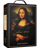 Lisa 1503 Rosso D'artista lådvin