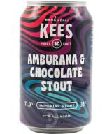 Kees Amburana & Chocolate Stout can