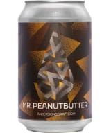 Anderson Mr. Peanutbutter can