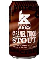Kees Caramel Fudge Stout can