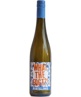 What the Fogt Riesling 2019