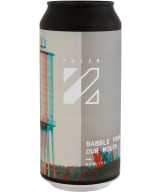 Prizm Babble From Our Mouth DDH IPA can