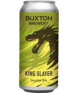 Buxton King Slayer Double IPA can