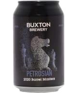 Buxton Petrosian 2020 Barrel Masters burk