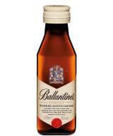 Ballantine's Finest plastic bottle