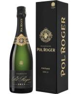 Pol Roger Vintage Champagne Brut 2013