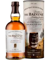 The Balvenie 12 Year Old Sweet Toast of American Oak Single Malt