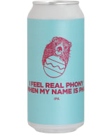 Pomona Island I Feel Real Phony When My Name Is Phil IPA can