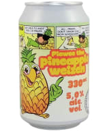 Uiltje Piewee the Pineapple Weizen can