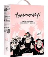 Thr3 Monkeys Fresh & Fruity Rosé bag-in-box