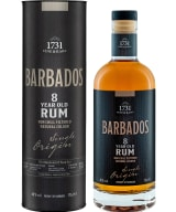 1731 Fine & Rare Barbados 8 Year Old