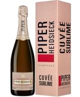 Piper-Heidsieck Cuvée Sublime Champagne Demi-Sec