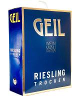 Geil Riesling Trocken  2020 bag-in-box